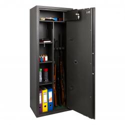 Сейф для зброї IVETA 5РMLG/К3
