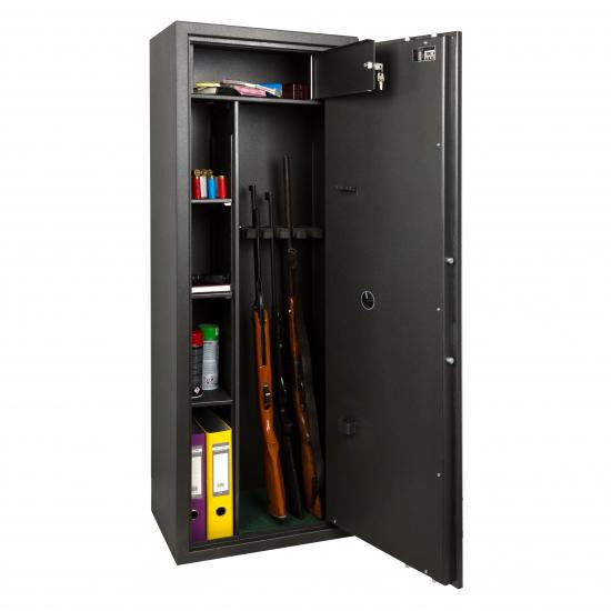 Сейф для зброї IVETA 5РMLG/К5