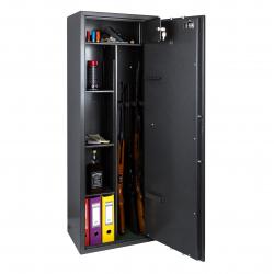 Сейф для зброї IVETA 5РЕ-M/К3
