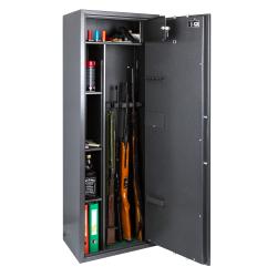 Сейф оружейный MAXI 5PE/К5