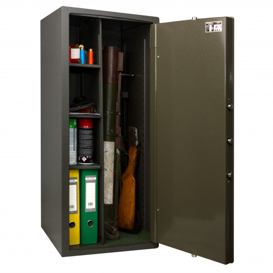 Сейф оружейный NTR 100E-M/K3