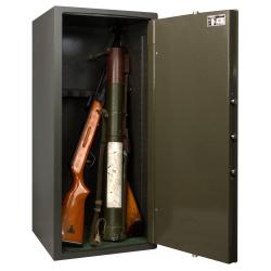 Сейф оружейный NTR  100E-M/K5