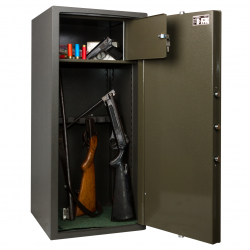 Сейф оружейный NTR  100E-Ms/K5